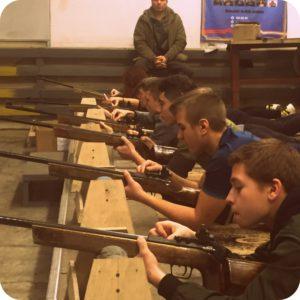 детско-юношеской оборонно-спортивной игра «Зарница-2019»