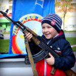 74 годовщина победы ВОВ во Фрунзенском р-не СПб